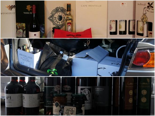 The Cellar Bottles
